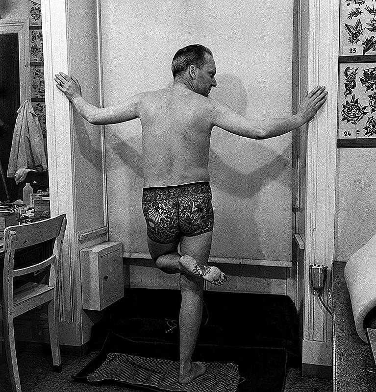 Доктор Дольд, род. в 1920 г., производитель обуви