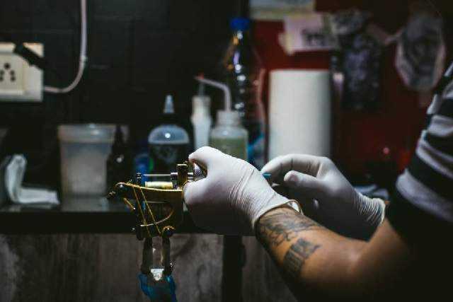 краски для татуировок
